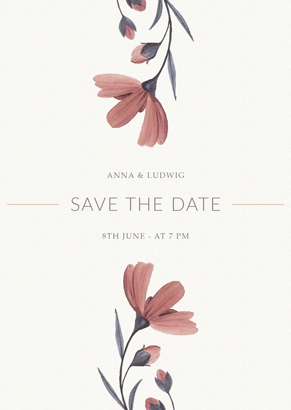Save the Date again