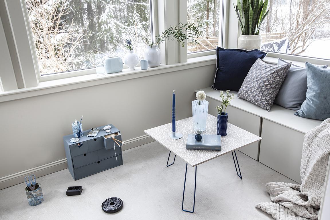 Lyst på enkle hjemmeprosjekter og nye farger?