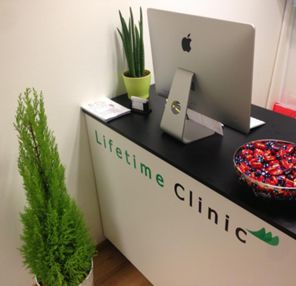 Ida As bild på Lifetime Clinic