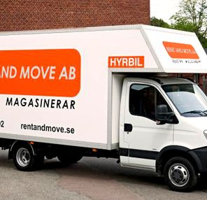 Rent & Move s bild på Rent & Move