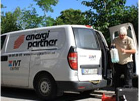 Energipartner AB IVT Center