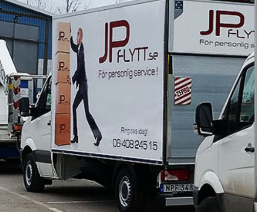 JP Godstransport & Flyttservice