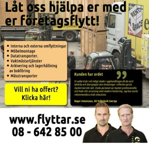 Etab Rs bild på Etab Relocation AB