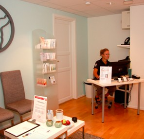 Malin Ps bild på Uggla Massage & Wellness Göteborg