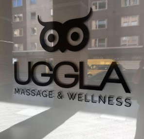Malin Ps bild på Uggla Massage & Wellness Stockholm