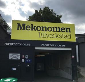 Mekonomen Västberga, Hägersten Omdömen hos Reco.se