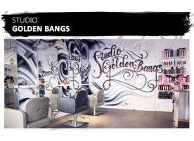 Studio Golden Bangs