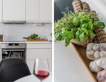 Linnea Is bild på Homestyling SthlmRoots