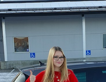 Isabell Hs bild på Your Driving Academy