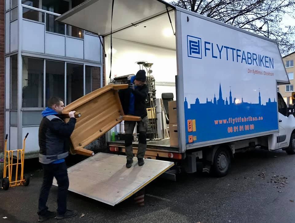 Flyttfabriken AB, Stockholm: Omdömen från kunder Reco.se