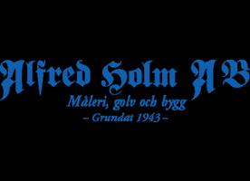 Målerifirma Alfred Holm c1b36bf0e103f