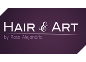 HAIR & ART by Rosa Alejandria