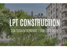 LPT Construction AB