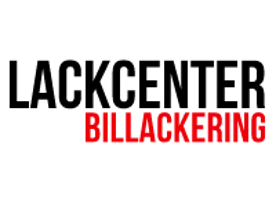 Lackcenter Billackering