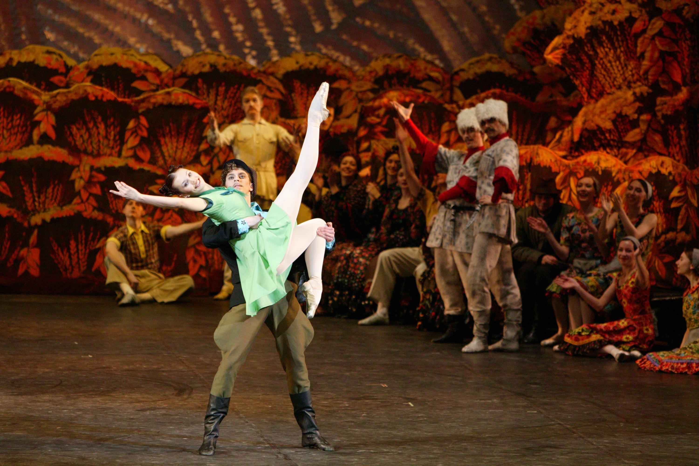 Bolshoi Ballet — Royal Opera House