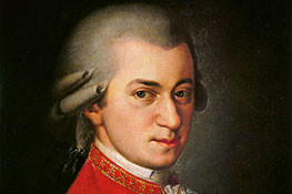 Wolfgang Amadeus Mozart image