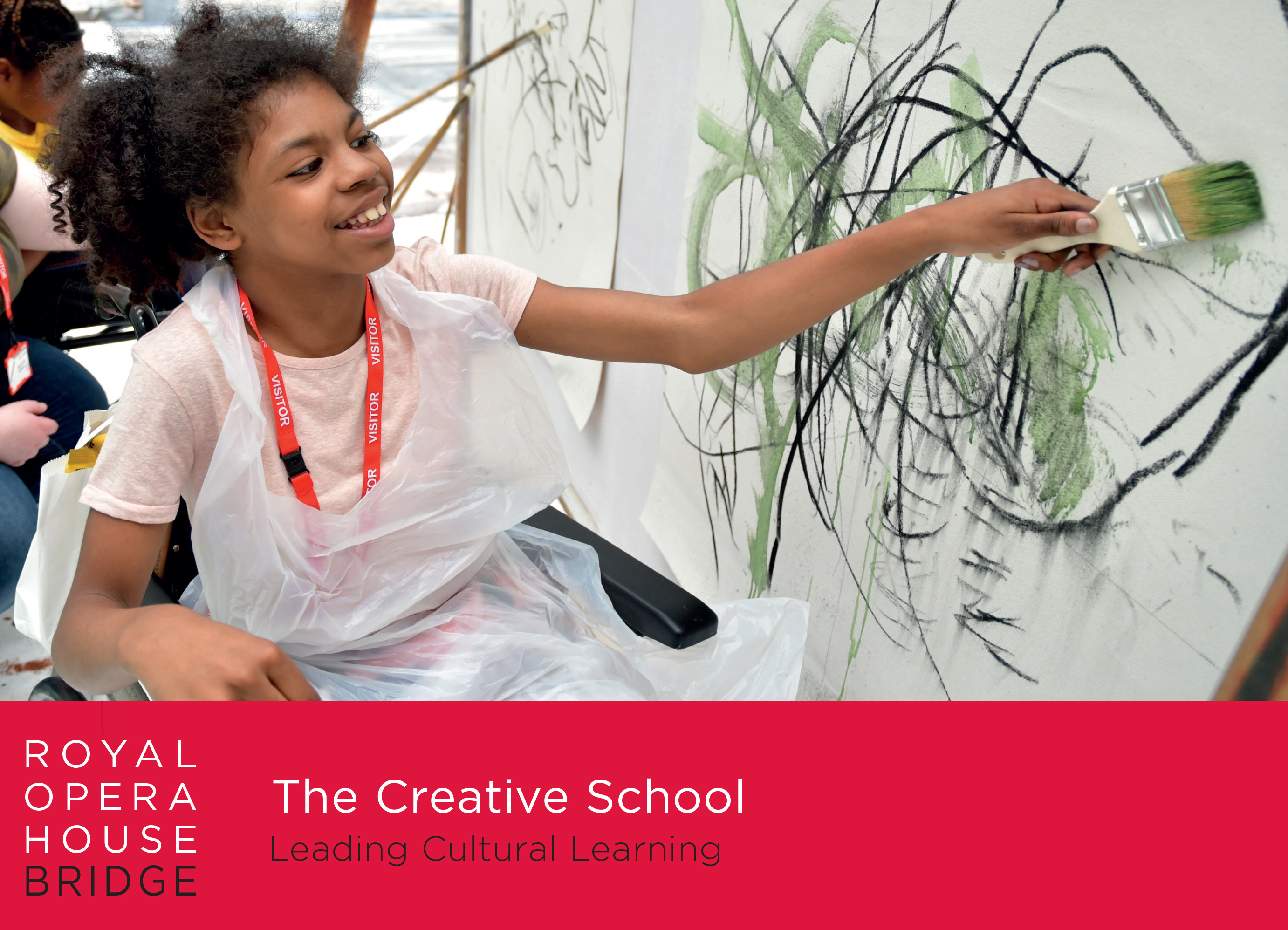 The Creative School Cover