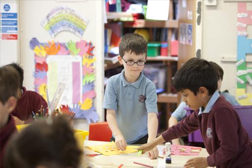 St Meryl Primary