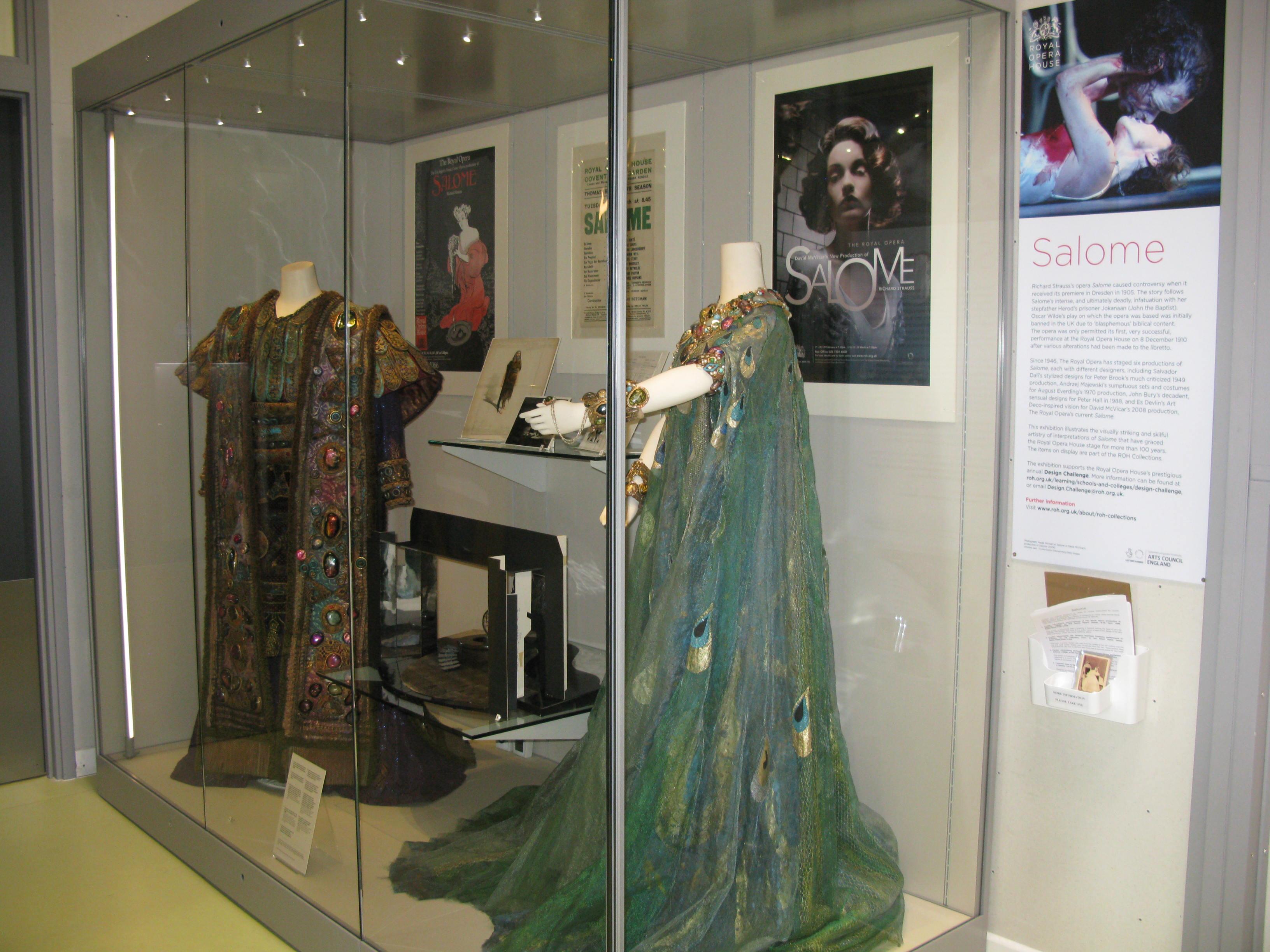 Salome exhibition