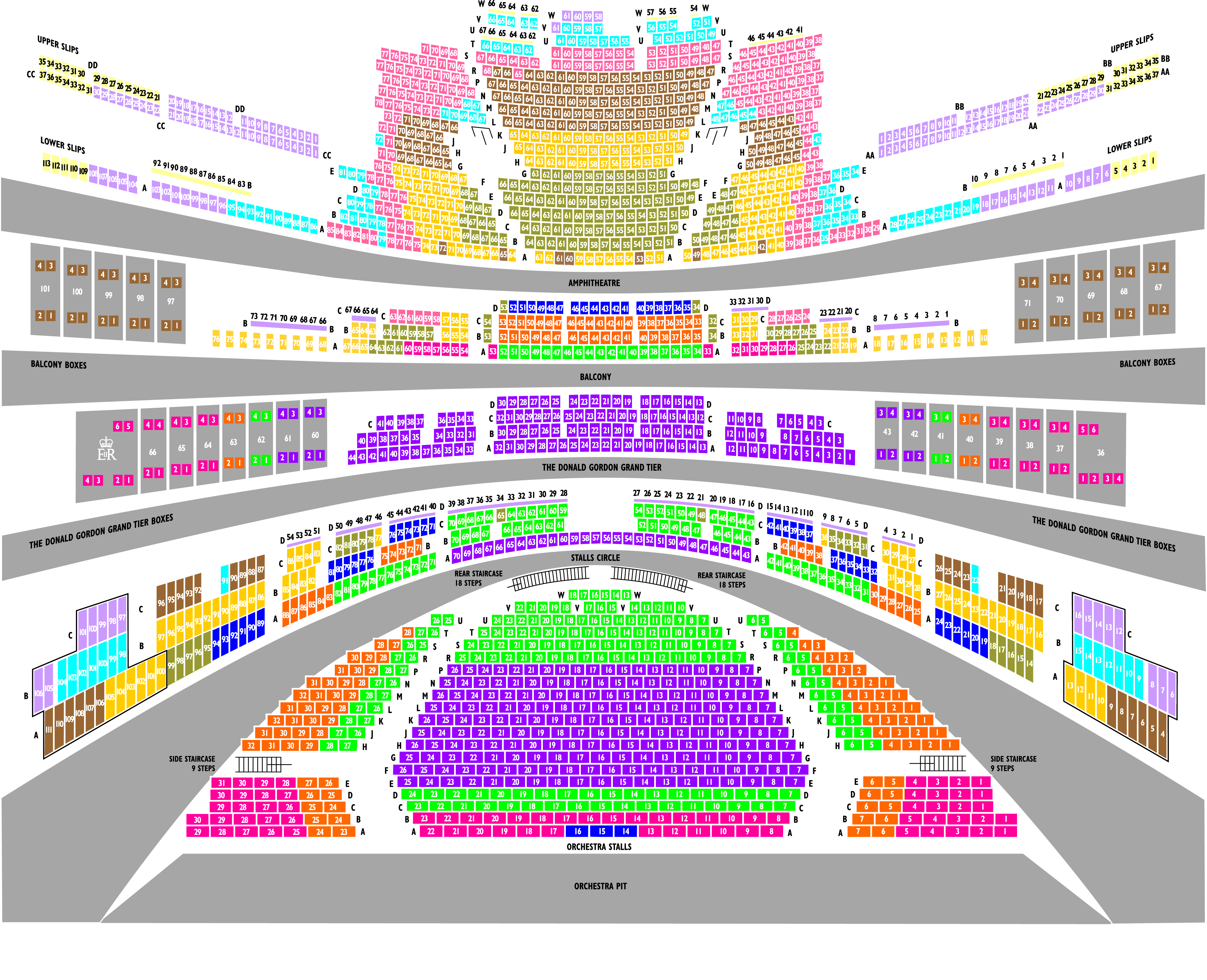 royal opera house seating plan review royal house plans with