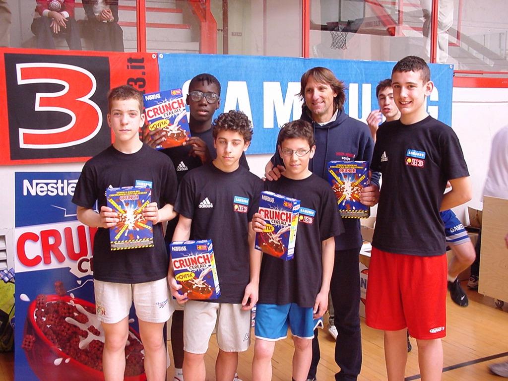 Crunch Basket RTR Sports