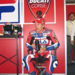 Powerade Ducati RTR Sports