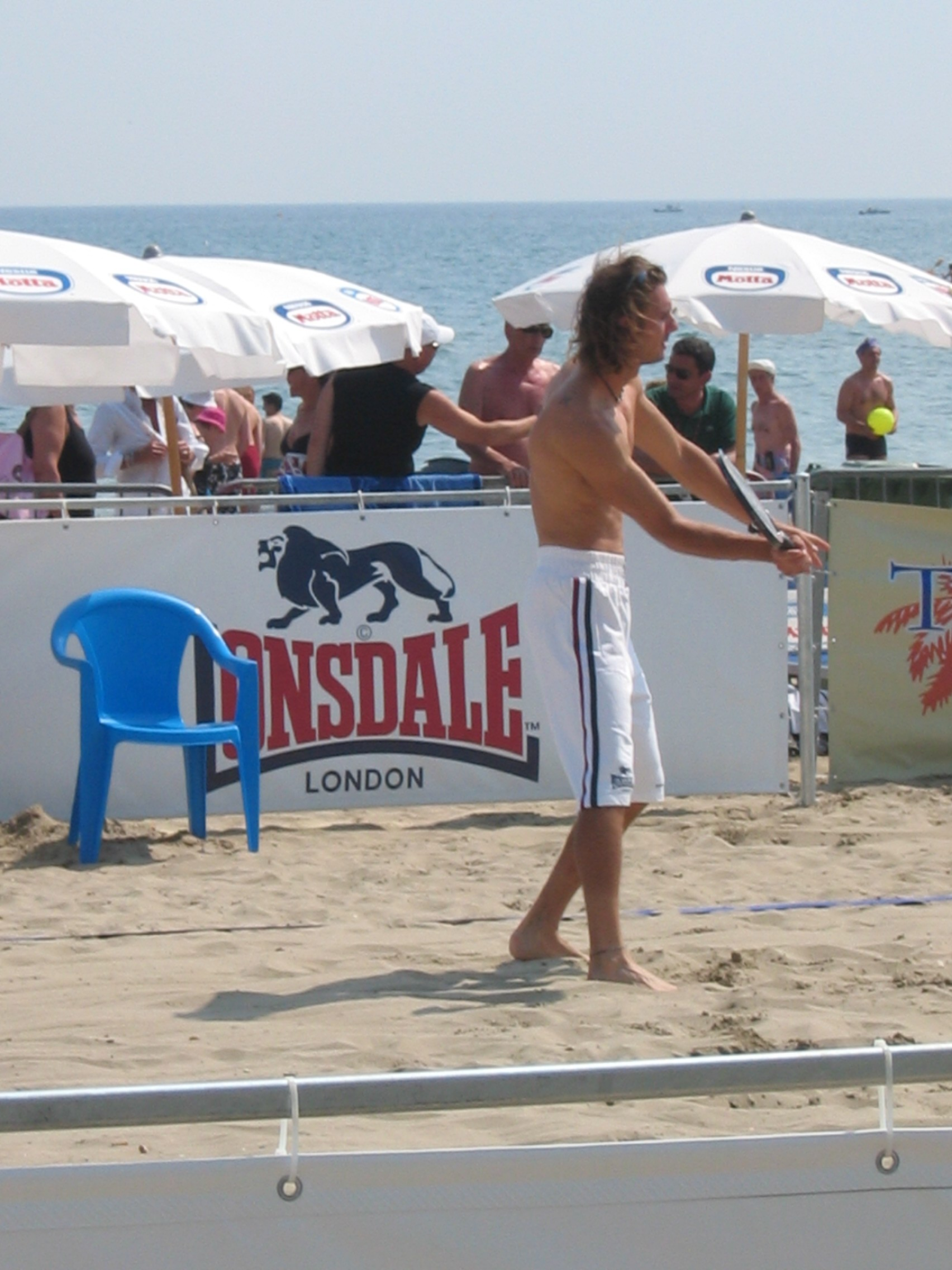 Lonsdale Tennis RTR Sports