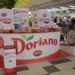 Doriano in tour