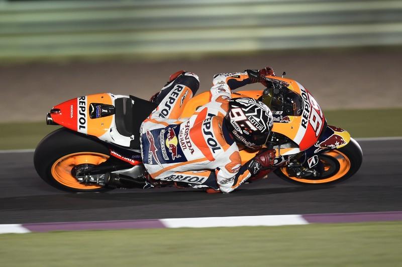 Marc Marquez Qatar MotoGP 2015