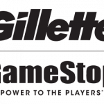 Gillette & Gamestop Logos