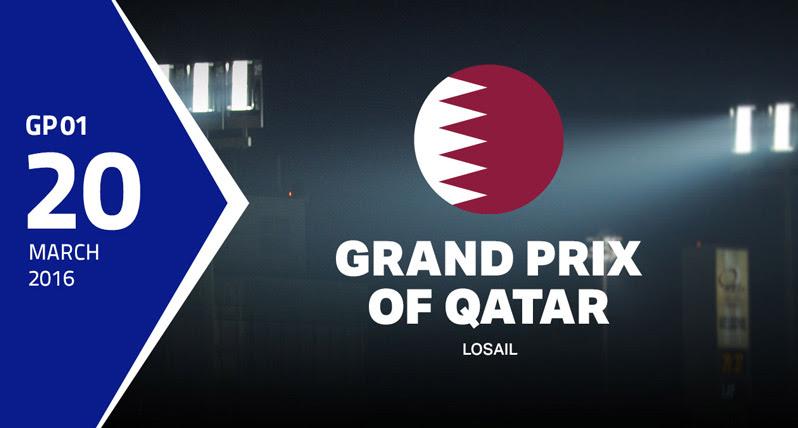 MotoGP Grand Prix of 2016: grand prix of qatar