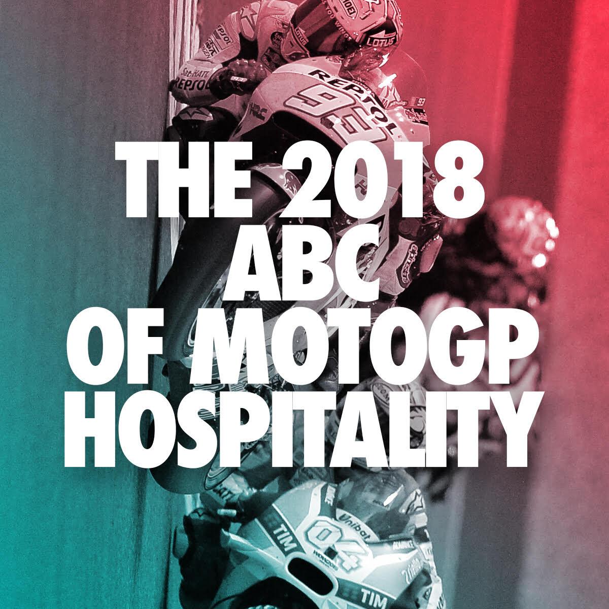2018 motogp hospitality
