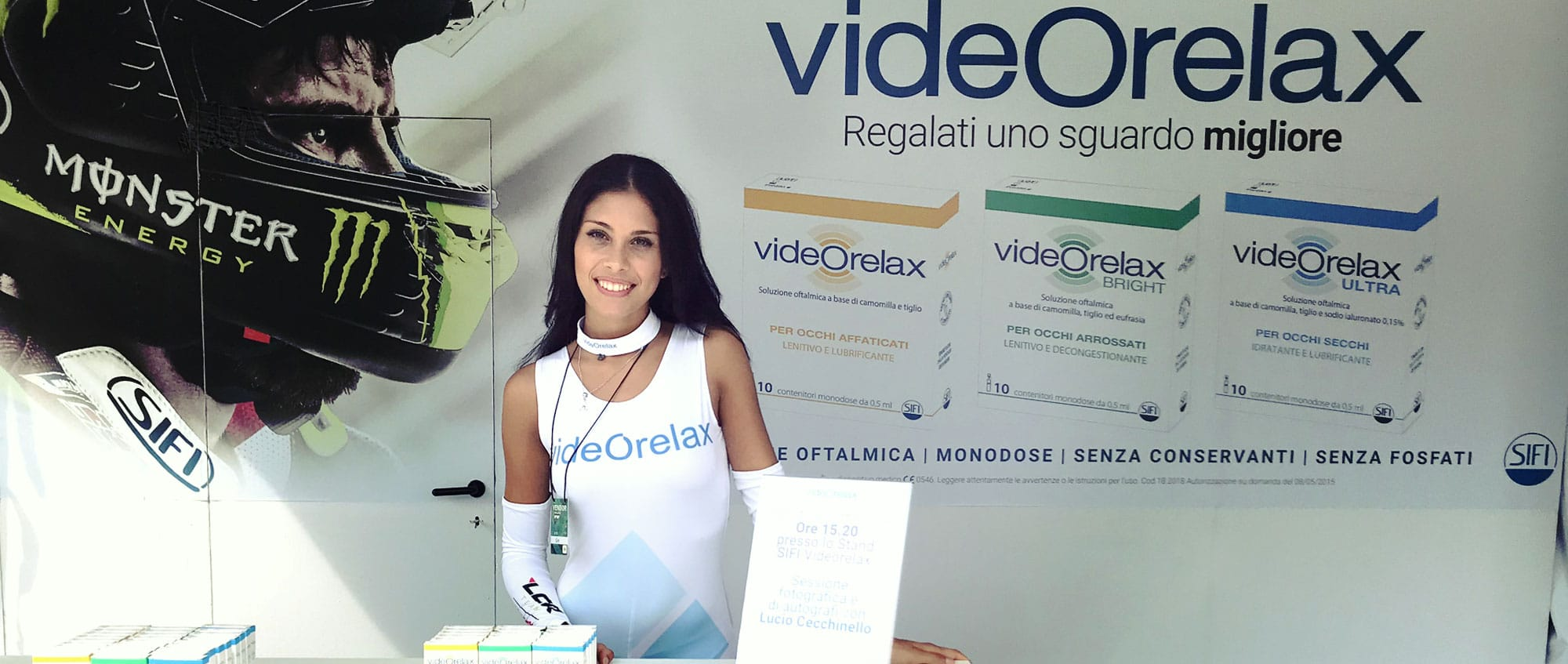 VideoRelax Stand