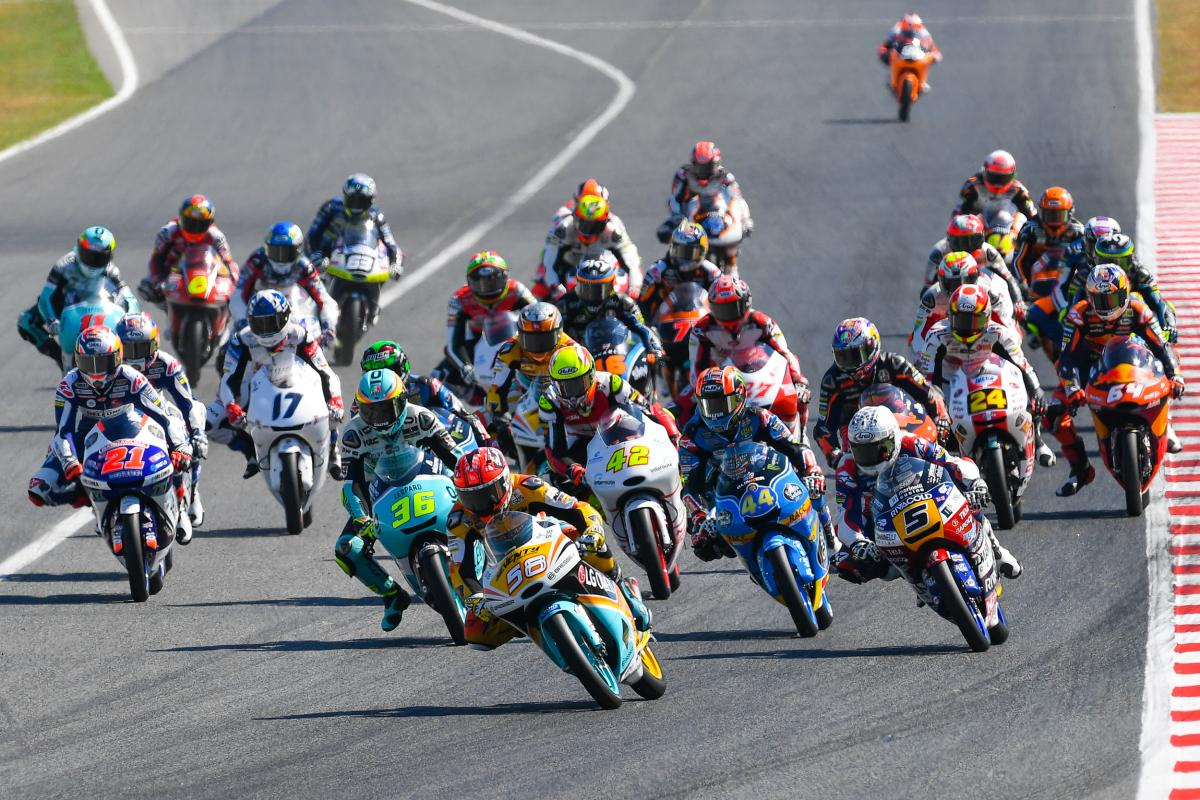 Moto2 and Moto3 Sponsorship: Why a Wise Choice