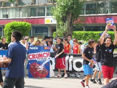Crunch Cereali - Basket3