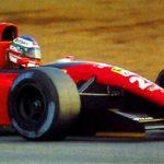 Ivan Capelli Ferrari