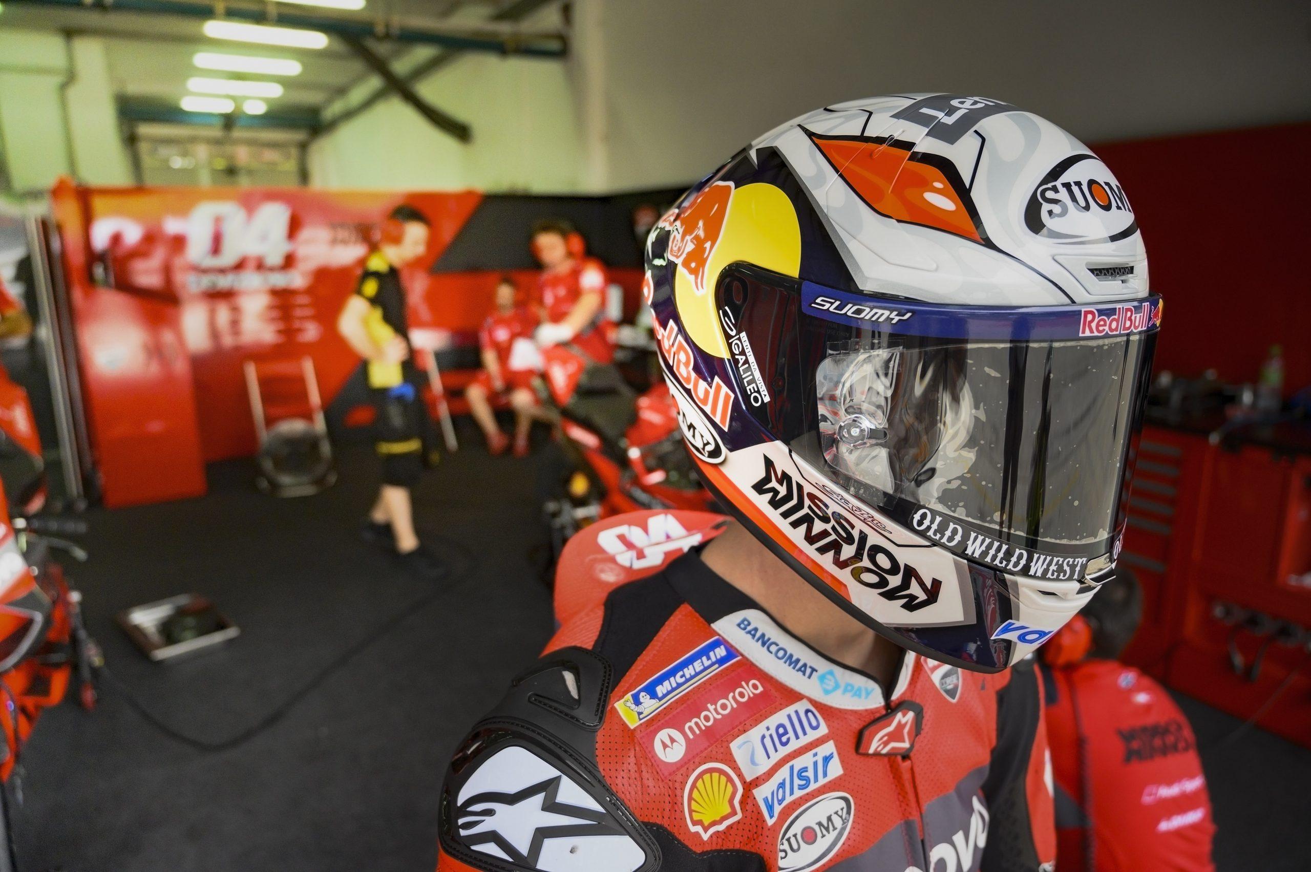Sponsorizzazioni MotoGP: Galileo X Andrea Dovizioso