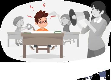 Социализация (Без криков учителя)