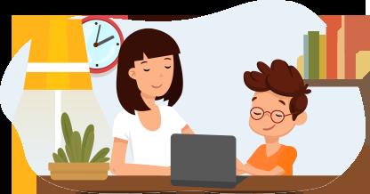 Экономия материальных средств и времени (Родитель и ученик)