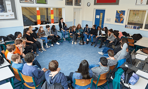 cartesius lyceum - voortgezet onderwijs - schoolwijzer amsterdam