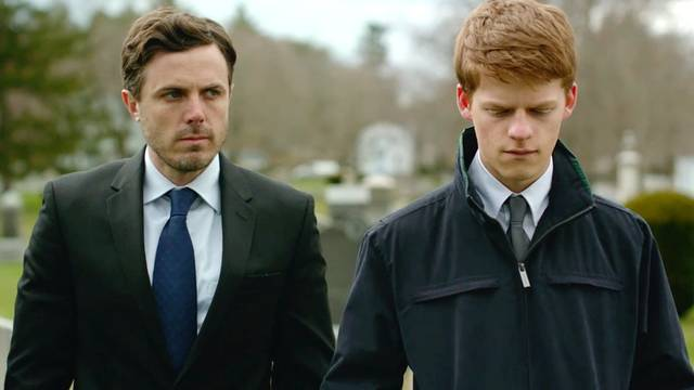 Manchester by the Sea Casey Affleck Lucas Hedges foto dal film 2
