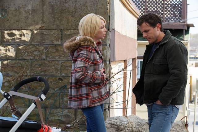 Manchester by the Sea Casey Affleck Michelle Williams foto dal film 1