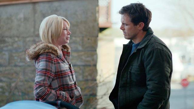Manchester by the Sea Casey Affleck Michelle Williams foto dal film 3