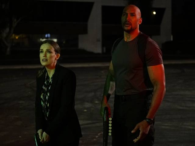 Agents of SHIELD 4x04 Simmons Mack Promo 04