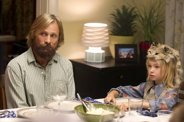 Captain Fantastic Viggo Mortensen Shree Crooks  foto dal film 3