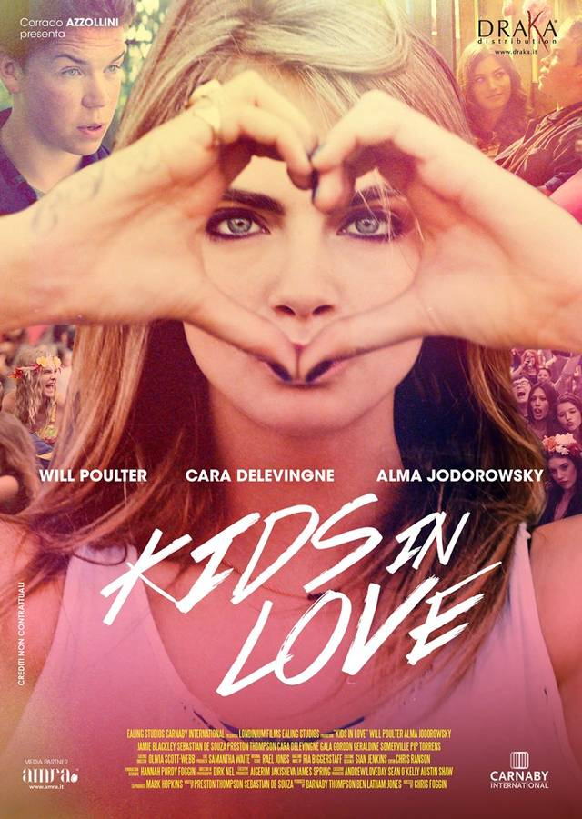 Kids in Love Poster USA