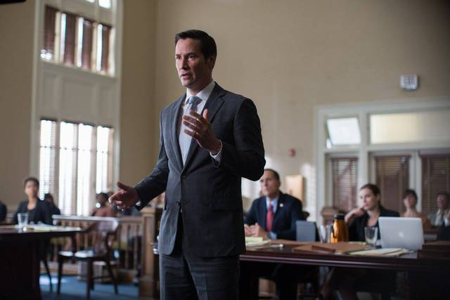 The Whole Truth Keanu Reeves foto dal film 1