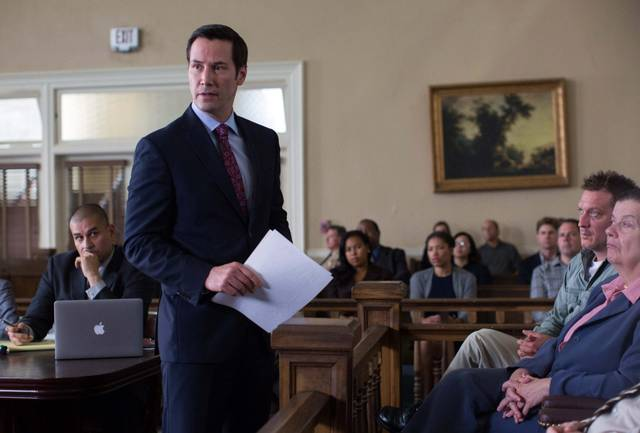 The Whole Truth Keanu Reeves foto dal film 2