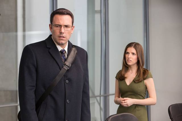 The Accountant Ben Affleck Anna Kendrick foto dal film 1