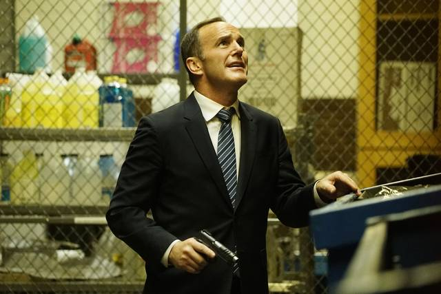 Agents of SHIELD 4x05 Coulson Promo 02